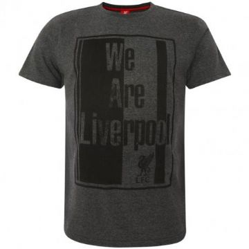 Liverpool FC 'We Are Liverpool' T-Shirt (XL)
